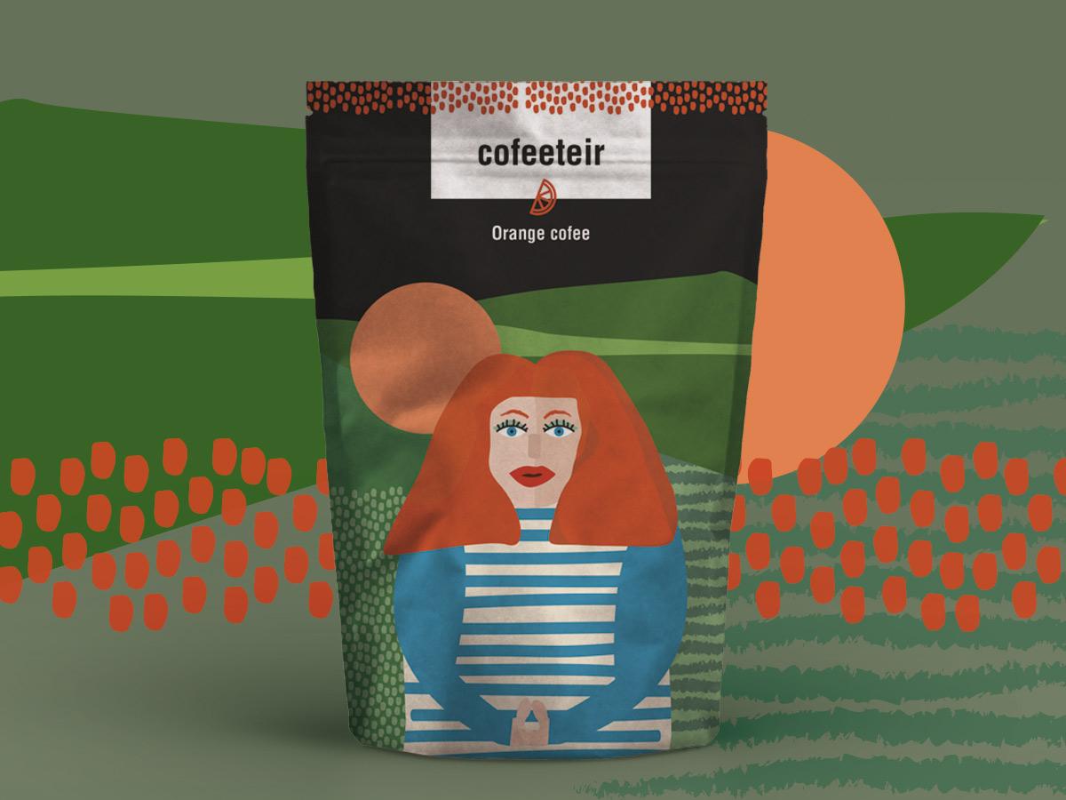 disseny i il·lustració de packaging