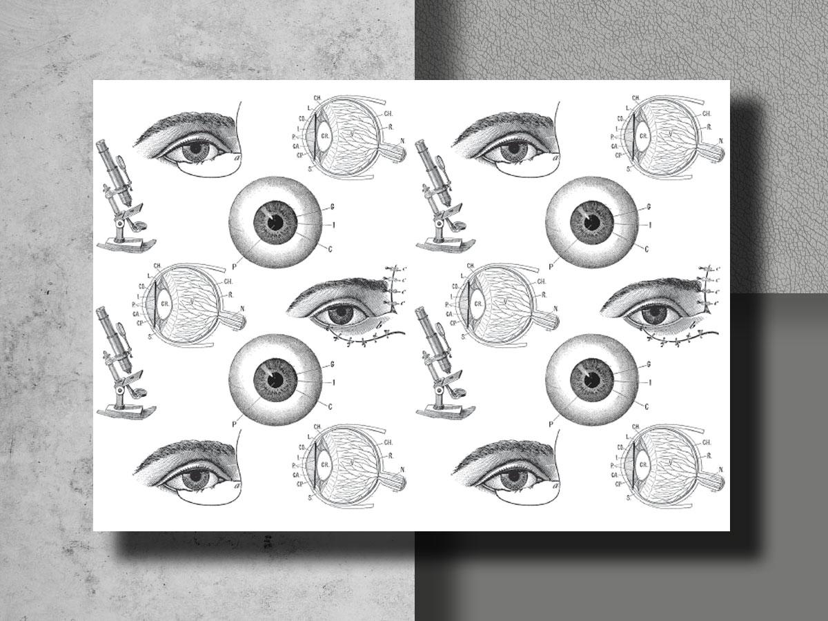 disseny papereria centre oftalmològic VSK Vic