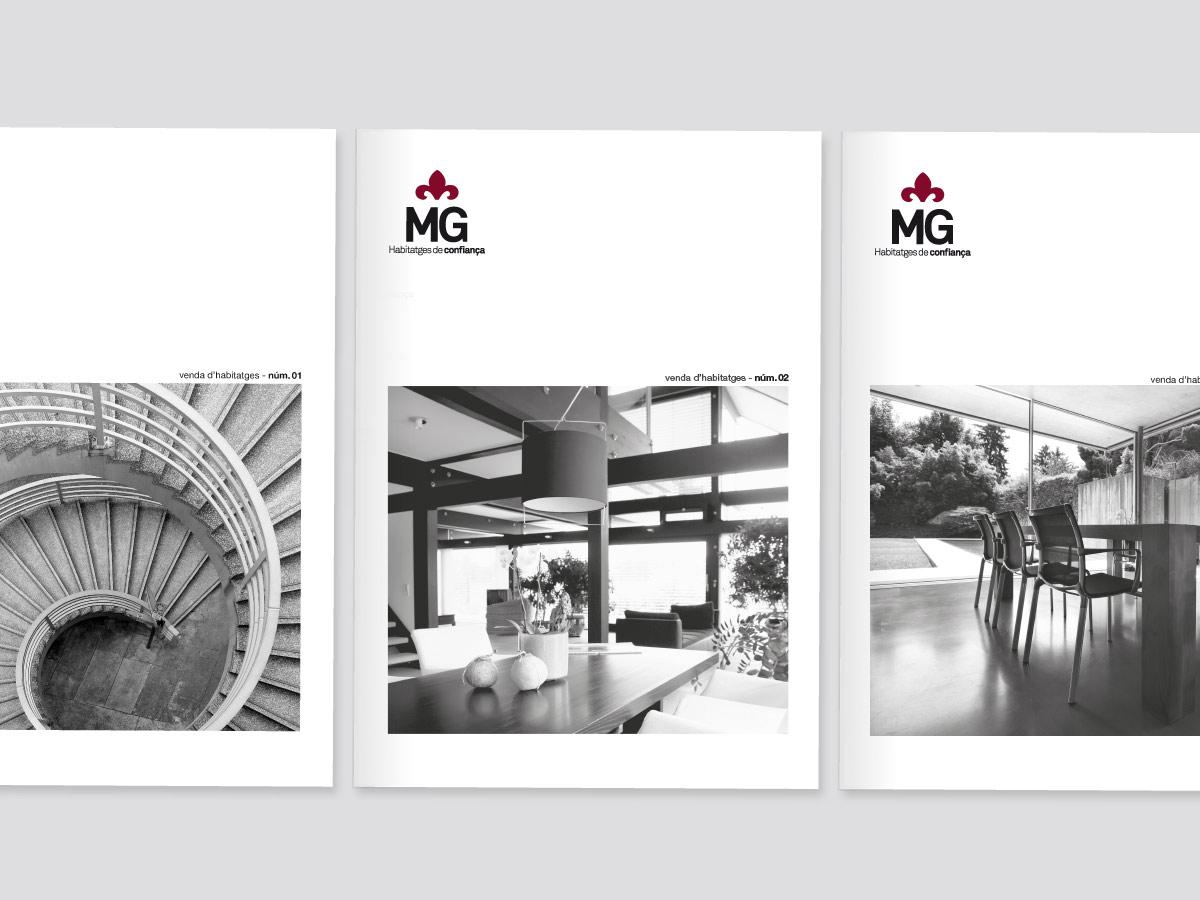 disseny de revistes