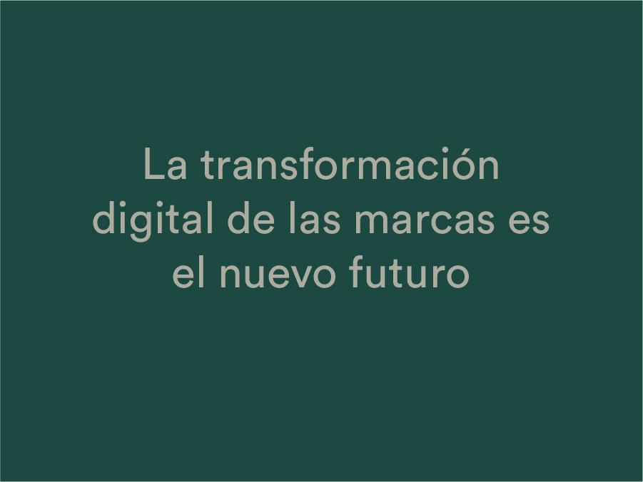 transformacion digital branding