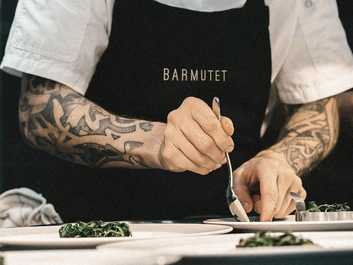disseny roba davantal Barmutet