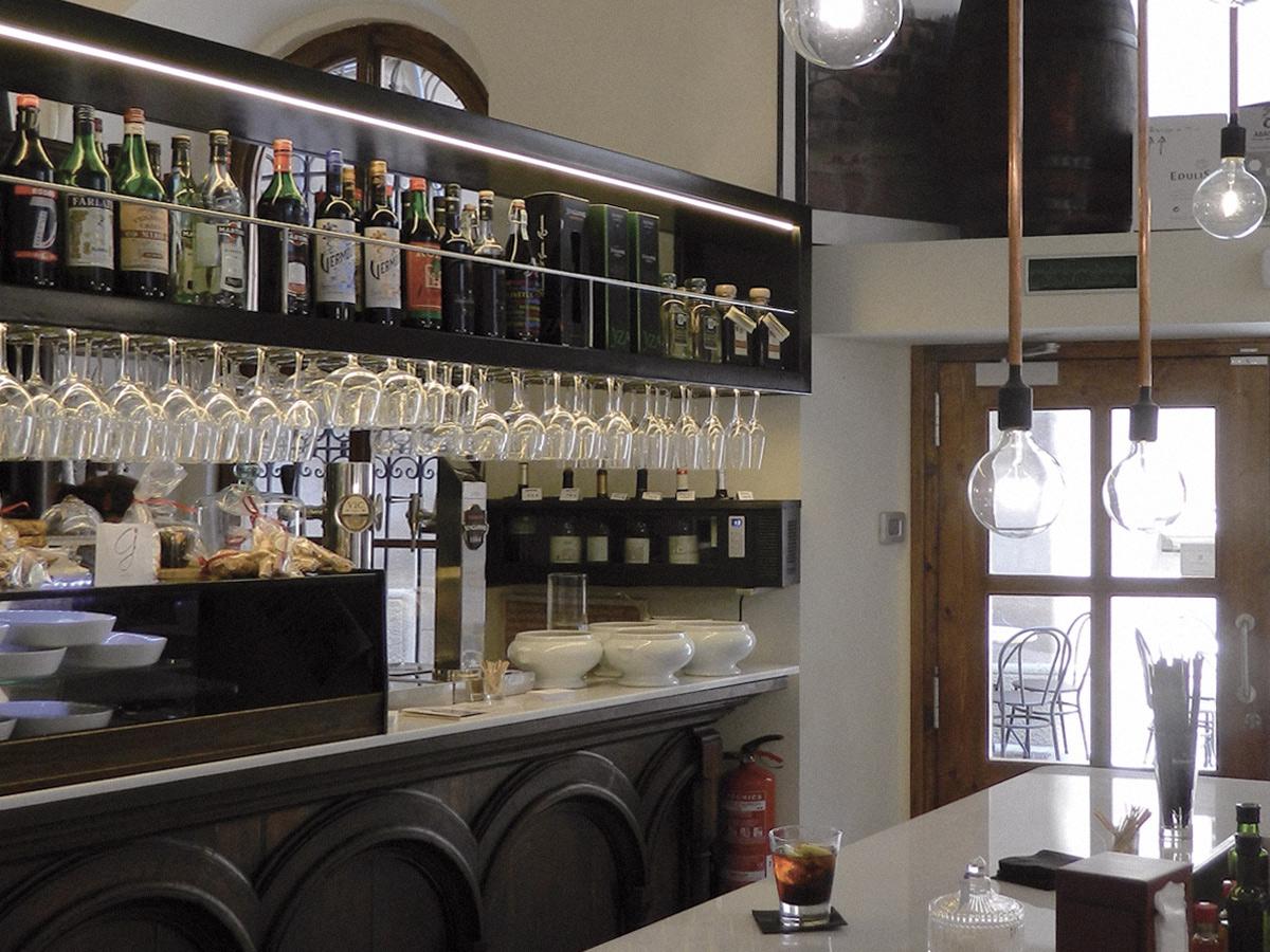 disseny vinil interior Barmutet Vic